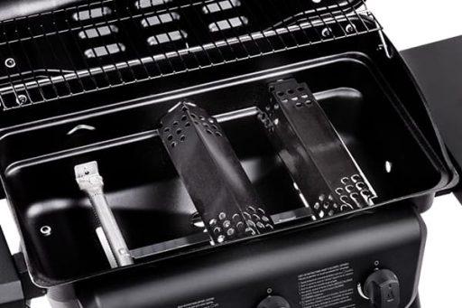 Char-Broil Classic 360 burner detail