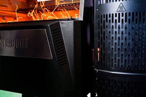 Detail photo of the Masterbuilt Gravity Series 560